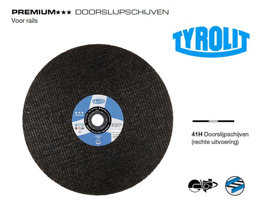 Doorslijpschijven. Rail PREMIUM | DKMTools - DKM Tools