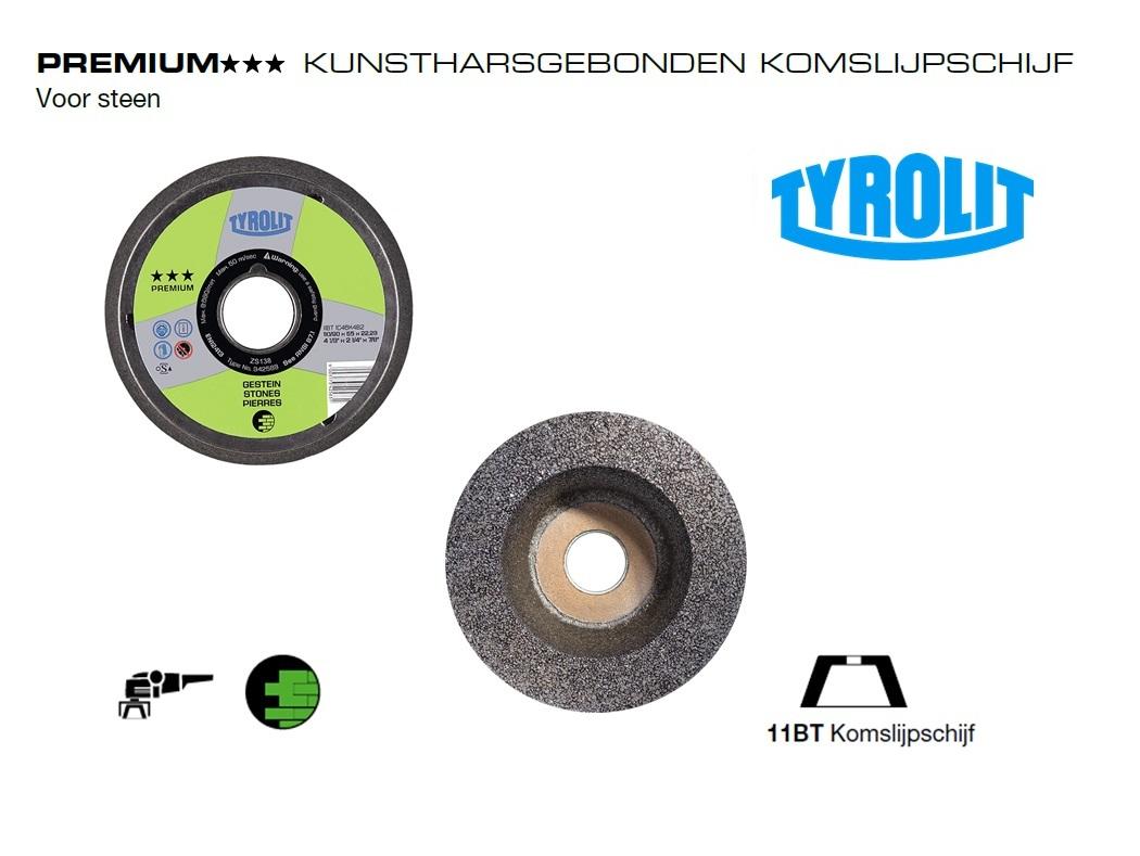 Komslijpschijven. 11BT Steen PREMIUM | DKMTools - DKM Tools