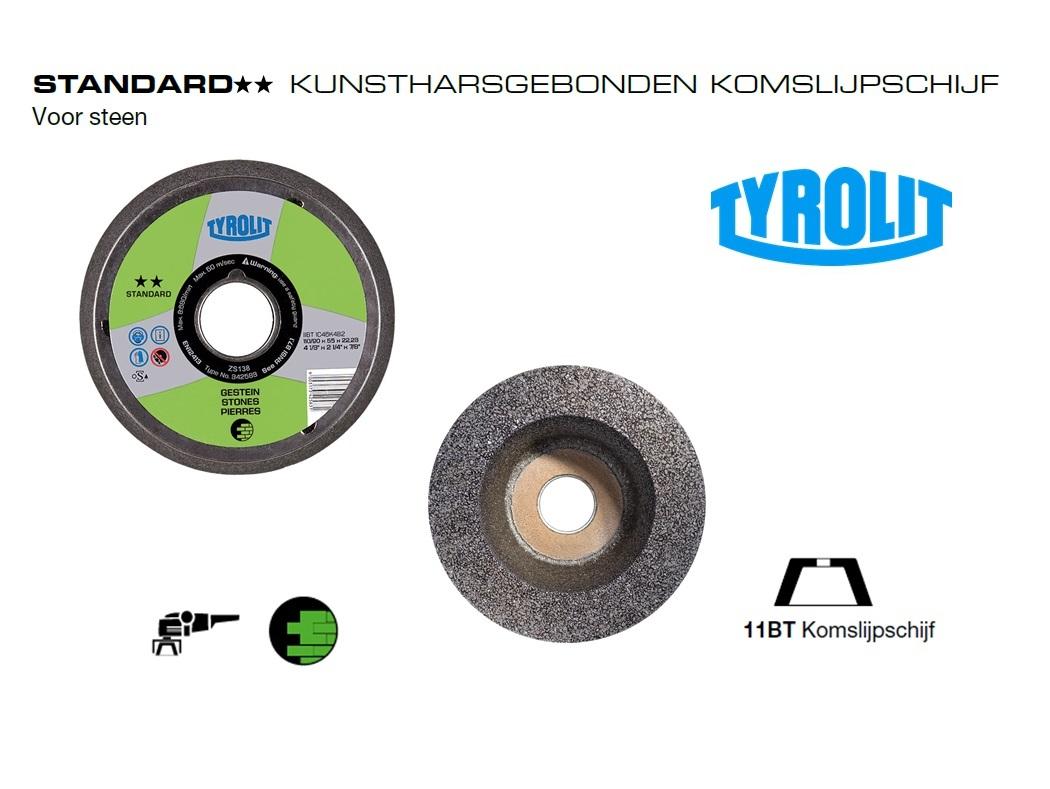 Komslijpschijven. 11BT Steen Standard | DKMTools - DKM Tools
