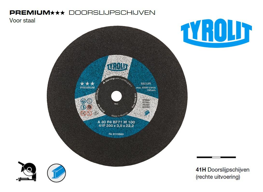 Stationaire Doorslijpschijven PREMIUM Staal | DKMTools - DKM Tools