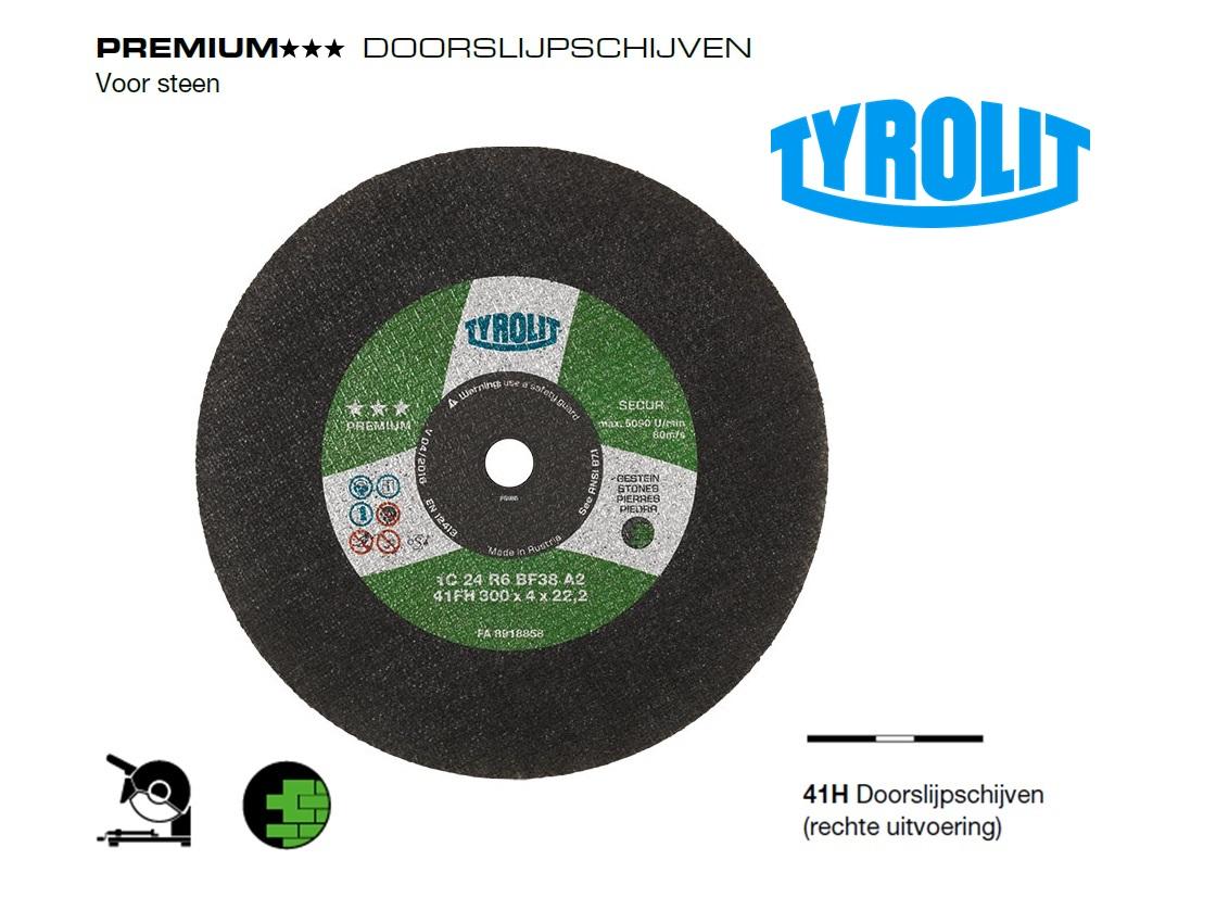 Stationaire Doorslijpschijven Steen | DKMTools - DKM Tools
