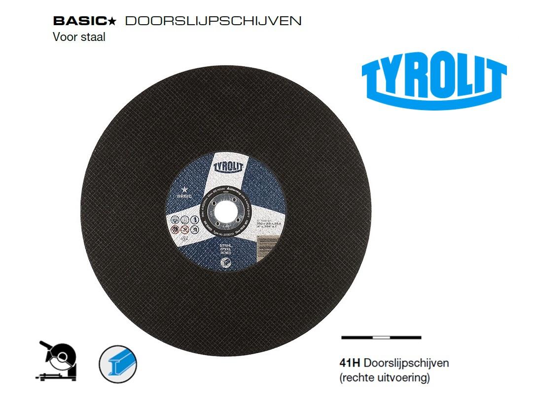 Stationaire Doorslijpschijven Basic Staal | DKMTools - DKM Tools