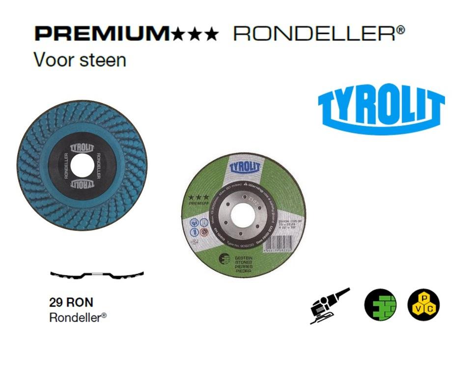 Rondeller.Steen PREMIUM | DKMTools - DKM Tools