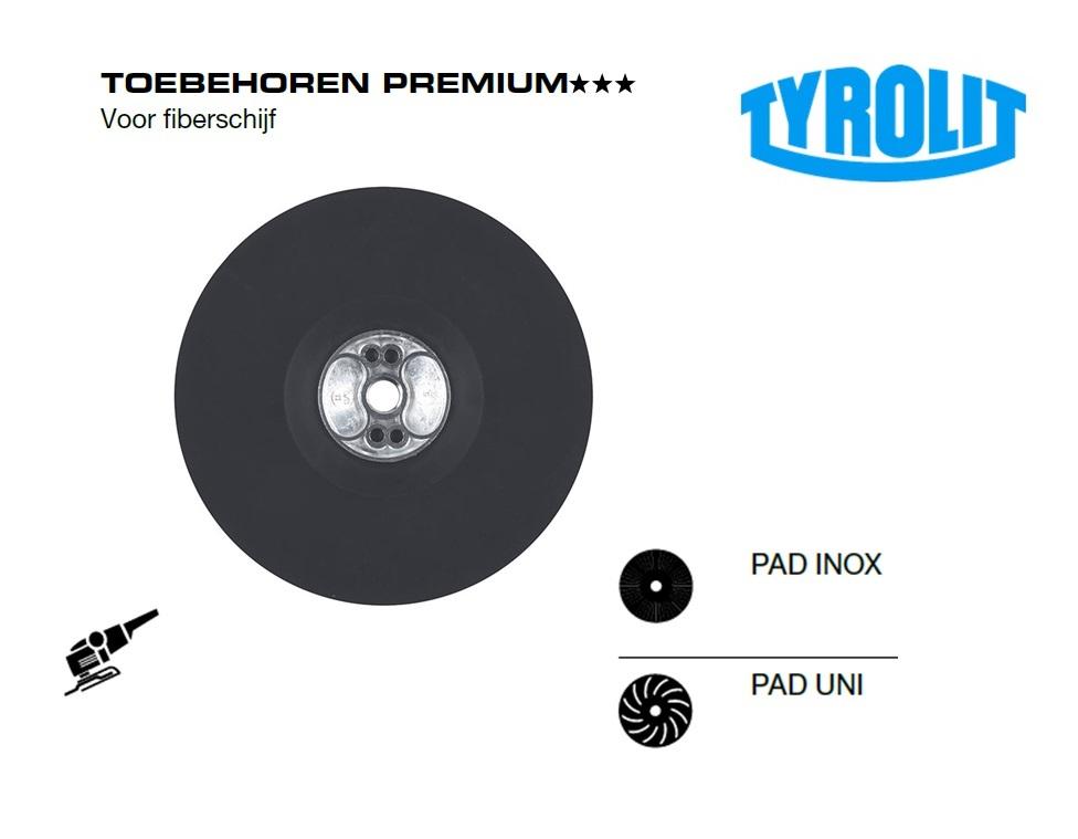 Toebehoren Voor fiberschijf PREMIUM | DKMTools - DKM Tools