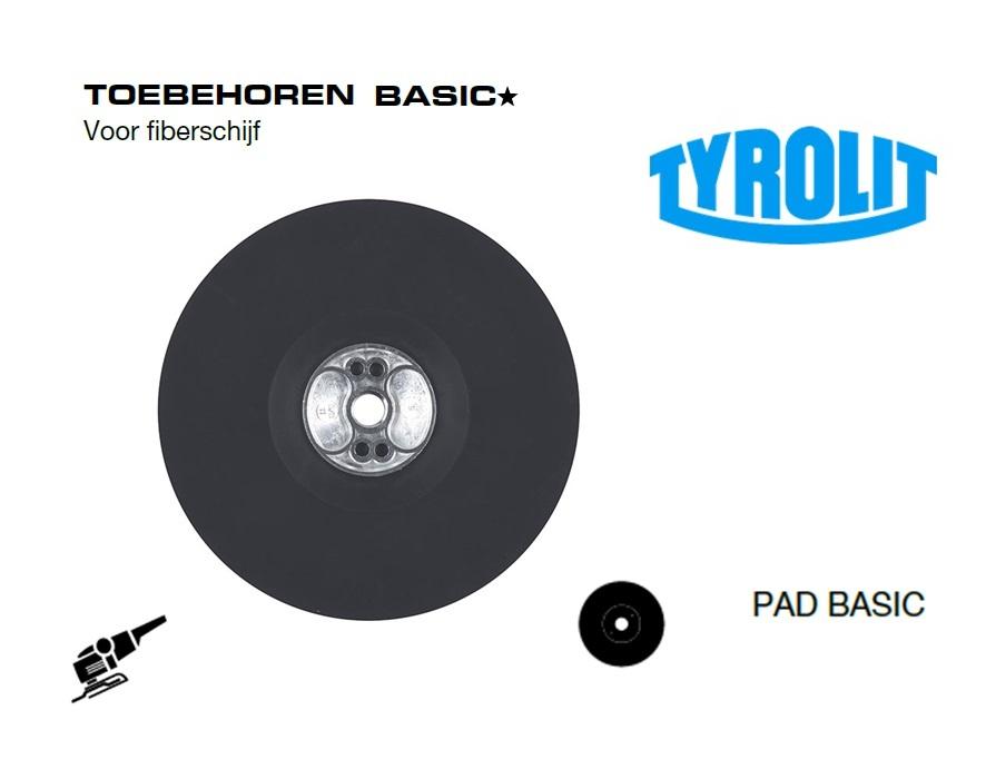 Toebehoren Voor fiberschijf BASIC | DKMTools - DKM Tools