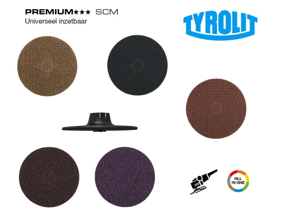 Tyrolit SCM. universeel inzetbaar | DKMTools - DKM Tools
