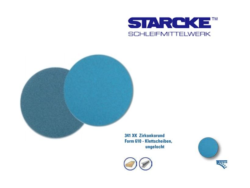 STARCKE 341XK.Schuurpapier klitschijf | DKMTools - DKM Tools