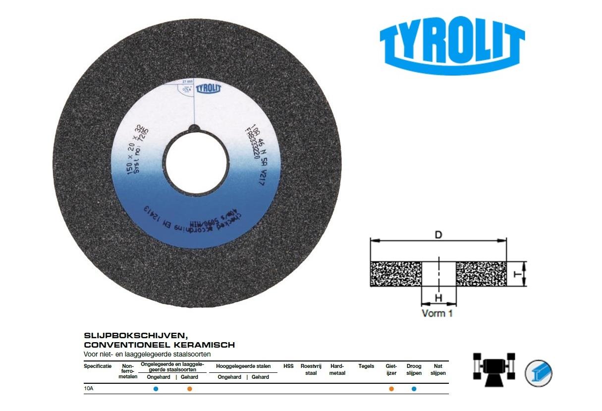 Slijpstenen.laaggelegeerde staalsoorten | DKMTools - DKM Tools