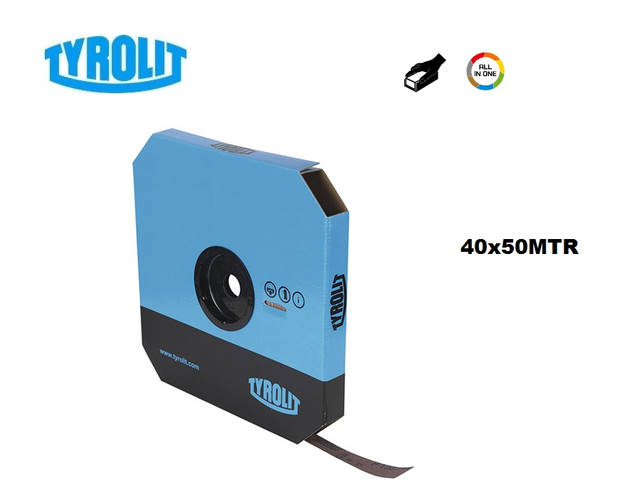 Schuurlinnen op Rol 40x50M   DKMTools - DKM Tools