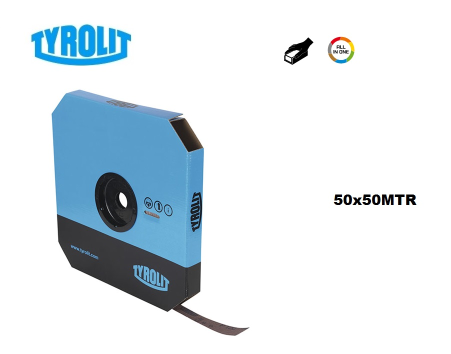 Schuurlinnen op Rol 50x50M | DKMTools - DKM Tools