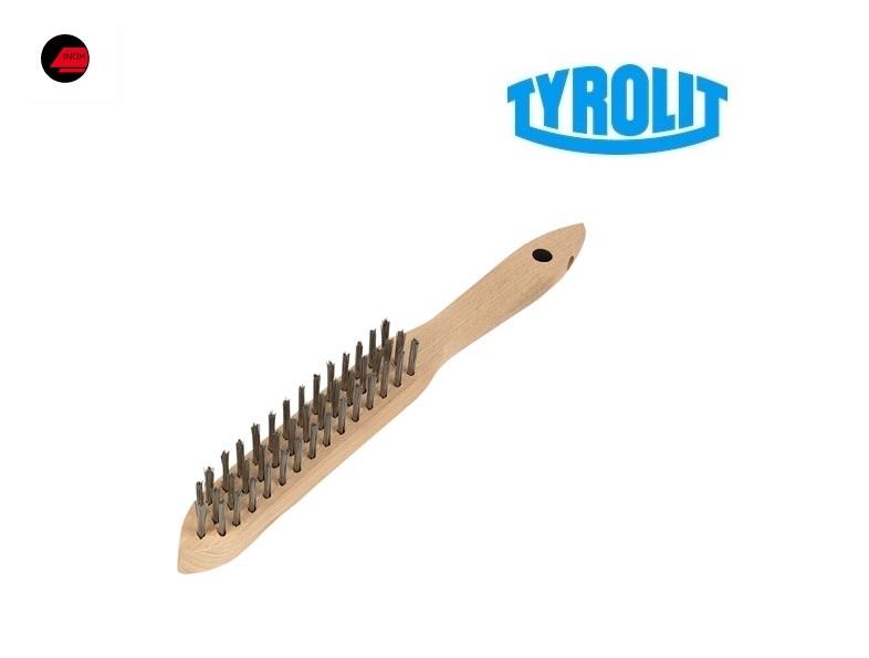 staalborstel voor Roestvrij staal | DKMTools - DKM Tools