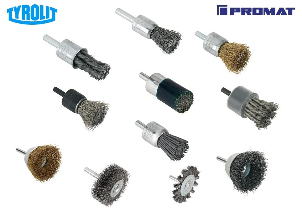 Rechte Slijper Borstels | DKMTools - DKM Tools