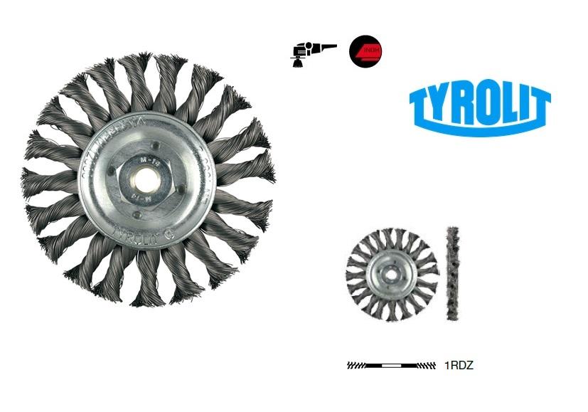 Rondborstels RVS | DKMTools - DKM Tools