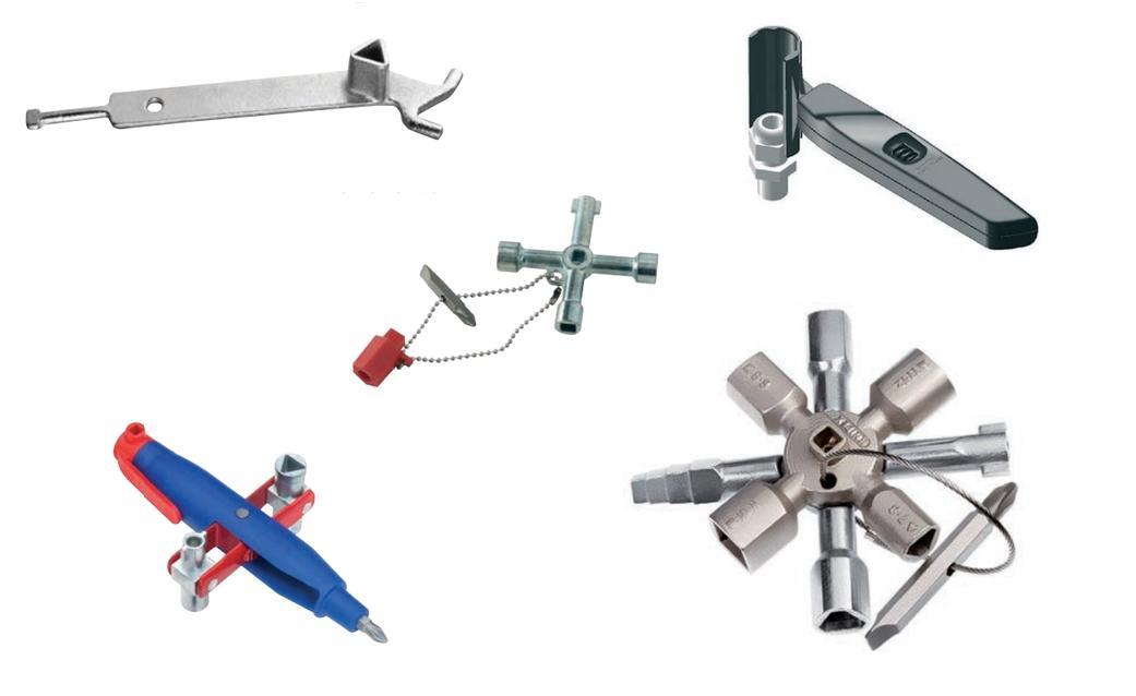 Schakelkastsleutels | DKMTools - DKM Tools