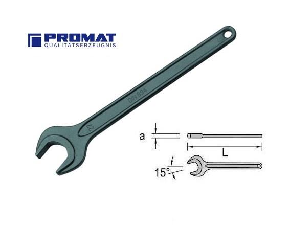 Machinesleutel enkel DIN 894 | DKMTools - DKM Tools