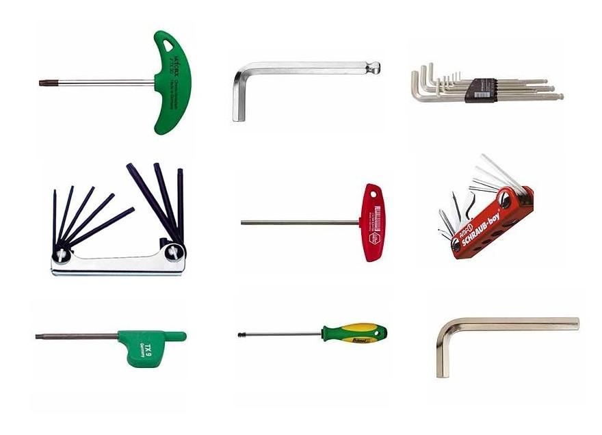 Inbussleutels | DKMTools - DKM Tools