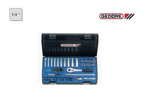 Gedore 20 LMU 10 Dopsleutelset | DKMTools - DKM Tools