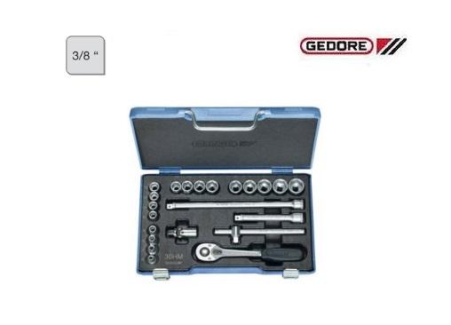 Gedore 30 HMU 10 Dopsleutelset   DKMTools - DKM Tools