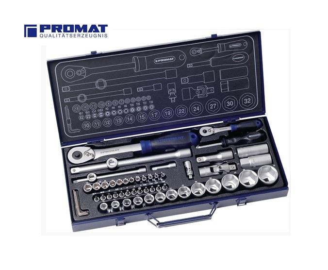 Dopsleutelset 35 Delig 1 2 en 1 4   DKMTools - DKM Tools