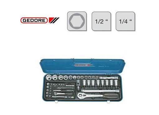Gedore 19 V20 U10 Dopsleutelset | DKMTools - DKM Tools