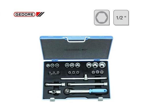 Gedore 19 EMU 3 Dopsleutelset   DKMTools - DKM Tools