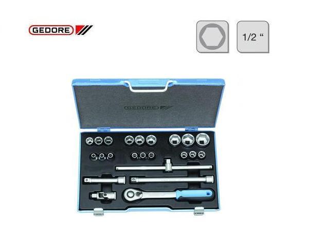 Gedore 19 EMU 20 Dopsleutelset   DKMTools - DKM Tools