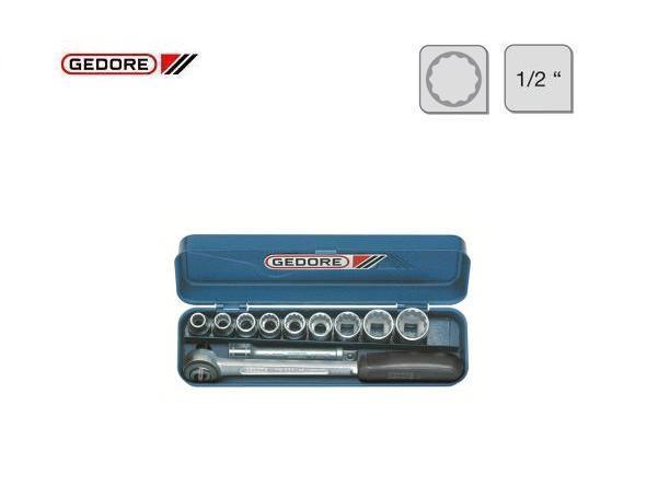 Gedore D 19 KMU 3 Dopsleutelset   DKMTools - DKM Tools