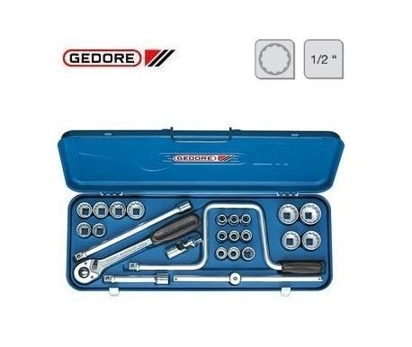 Gedore D 19 TMZ Dopsleutelset   DKMTools - DKM Tools
