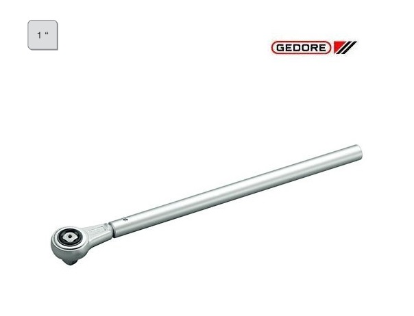 Gedore 2193 Z 94 Doorsteek ratel | DKMTools - DKM Tools