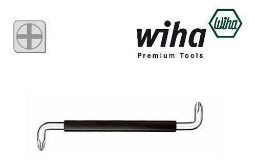 Haakse Phillips schroevendraaier Wiha 161   DKMTools - DKM Tools