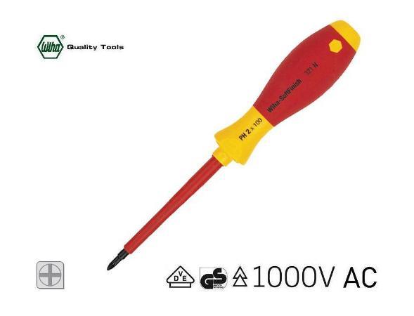 Wiha 321N VDE Phillips schroevendraaier | DKMTools - DKM Tools