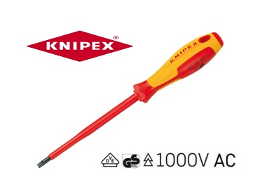 Knipex VDE schroevendraaier 98 20 | DKMTools - DKM Tools