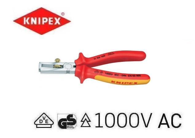 Knipex VDE Striptang | DKMTools - DKM Tools