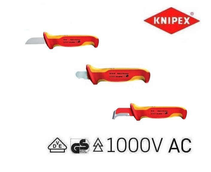 Knipex VDE Kabelmessen | DKMTools - DKM Tools