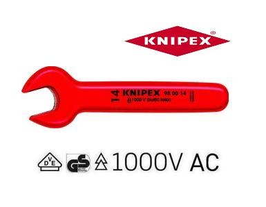 Knipex VDE Enkele steeksleutel | DKMTools - DKM Tools