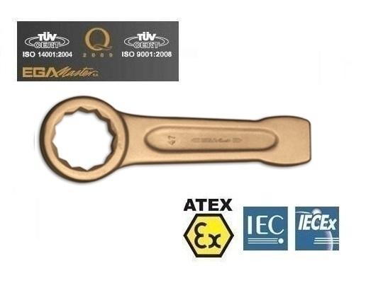 Vonkvrije slagringsleutels Aluminium Brons inches | DKMTools - DKM Tools