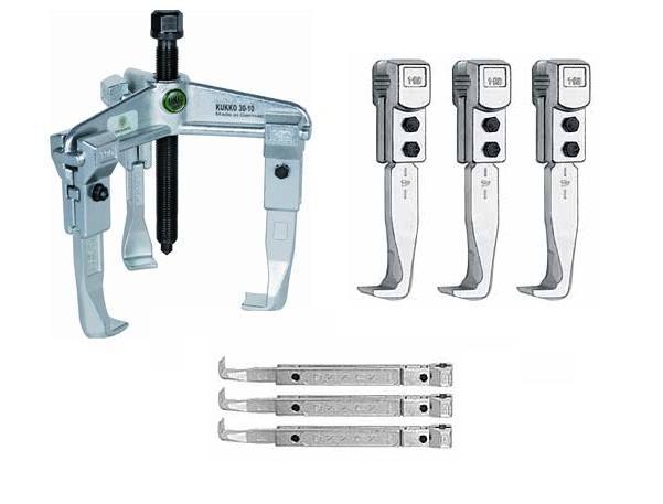 Drie armige universele trekkers serie 30   DKMTools - DKM Tools