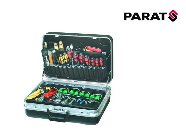 Parat Silver gereedschapskoffer | DKMTools - DKM Tools