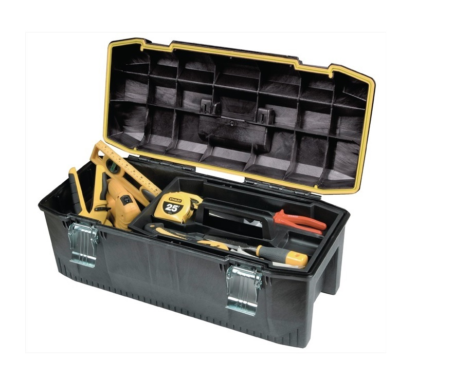 Stanley Koffers | DKMTools - DKM Tools