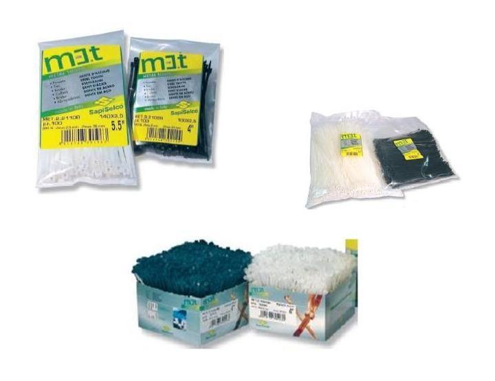Kabelbinders Met Rvs Tand naturel | DKMTools - DKM Tools