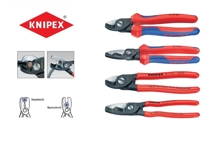 Knipex Kabelschaar   DKMTools - DKM Tools