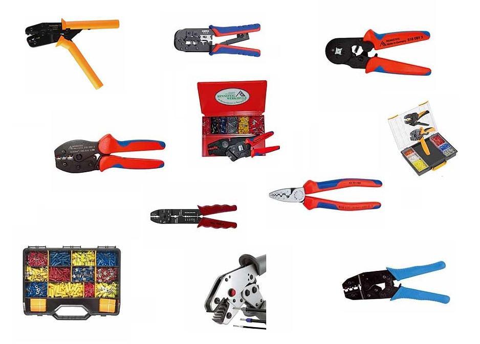 Krimptangen | DKMTools - DKM Tools