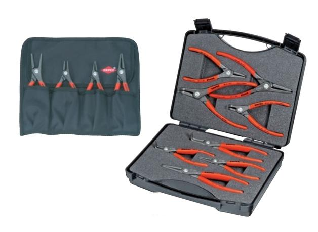 Precisie zekeringsringtangen set Knipex | DKMTools - DKM Tools