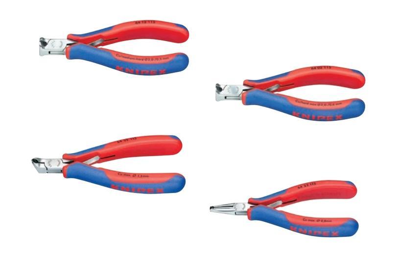 Elektronica voorsnijtang Super Knips Knipex | DKMTools - DKM Tools