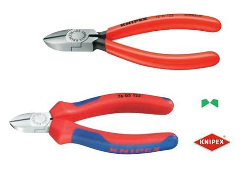 Elektronica zijsnijtang Knipex | DKMTools - DKM Tools