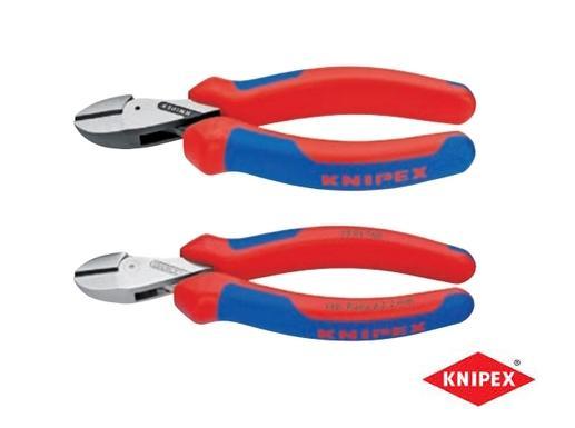X Cut Compacte zijkniptang Knipex | DKMTools - DKM Tools