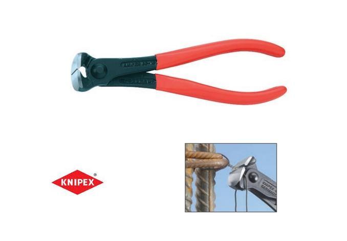 Voorsnijtangen met snijkanten 60HRC Knipex | DKMTools - DKM Tools
