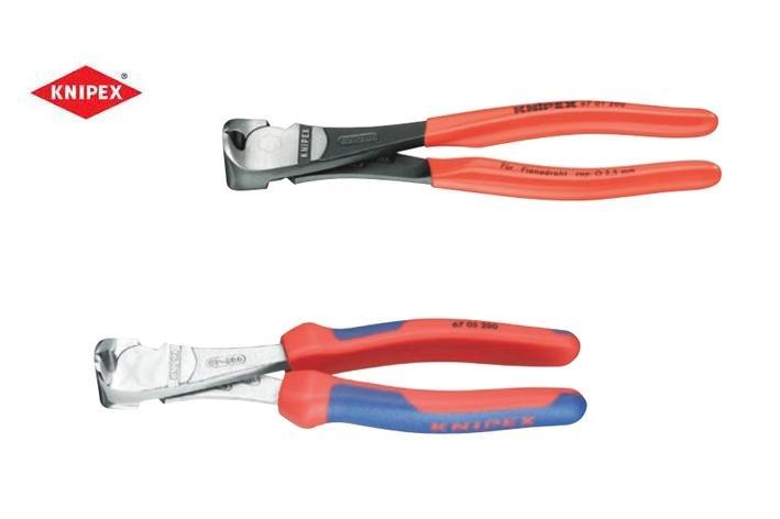 Kracht voorsnijtangen Knipex | DKMTools - DKM Tools