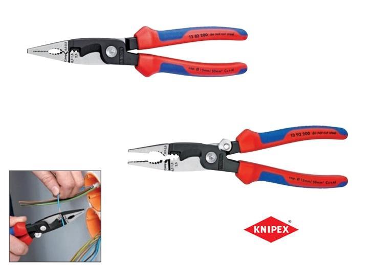 Elektro installatietangen Knipex | DKMTools - DKM Tools