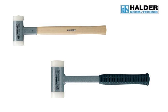 Terugslagloze kunststof hamers Halder   DKMTools - DKM Tools